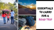 Road Trip Packing Tips – What Essentials To Carry For Picnic/Day-trip