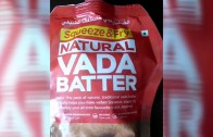Vada with ID Batter