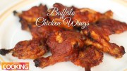 Buffalo Chicken Wings – Non-Veg