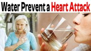 Can Drinking Water Prevent a Heart Attack