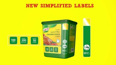 Knorr Euro Containers – Unilever Food Solutions Arabia
