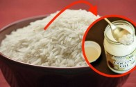 What Happens To Cook Rice with Coconut Oil