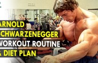 Arnold Schwarzenegger Workout Routine &amp – Diet Plan – Health Sutra – Best Health Tips