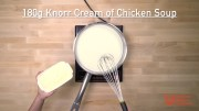 Creamy Chicken and Potato Soup – Unilever Food Solutions Arabia