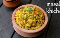 masala khichdi recipe – vegetable khichdi – moong dal masala khichdi