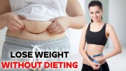 100% natural weight loss – Weight loss without dieting – Start learning how to lose weight safely