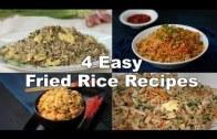 4 Easy Fried Rice Recipes