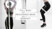 Amazing FULL BODY TONING Workout Routine – AT-HOME Resistance Training