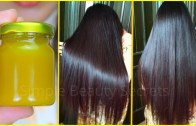 Apply This Oil 1 Hour Before Taking Shower &amp – Your Hair Will Never Stop Growing – Grow Long Hair