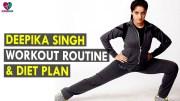 Deepika Singh Workout Routine &amp – Diet Plan – Health Sutra – Best Health Tips