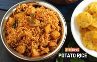 Potato Rice – Aloo Rice Recipe – Lunch Box Recipes