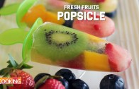 Fresh Fruits Popsicle – Kids Special Recipes – Homemade Popsicles