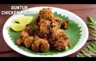 Guntur Chicken Masala – Dry-Chicken Masala – Chicken Recipes