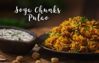 Soya Chunks Pulao – Pulao Recipes