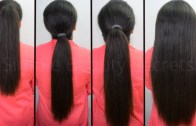 9 Super Easy Hair Hacks &amp – Hair Care Tips To Grow Long, Healthy &amp – Beautiful Hair