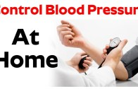 Best Treatment to Control Blood Pressure At Your Home