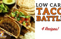 Low Carb TACO BATTLE – The BEST Keto Taco Shell Recipes – Hard and Soft Lowcarb Tortillas