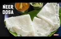 Neer Dosa – Breakfast Recipe – Quick Dosa Recipe