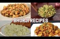 4 Quick and Tasty Bhurji – Scramble Recipes – Easy Recipes – Indian Food