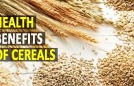 Health Benefits Of Cereals – Health Sutra – Best Health Tips