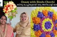 Onam Lunch with Bindu Chechi – Cookeryshow