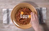 Potatoes and Feta Shakshuka – شكشوكة البطاطس والفيتا | Unilever Food Solutions Arabia