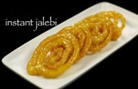 instant jalebi recipe – homemade crispy jalebi recipe –  perfect jalebi at home – easy & quick