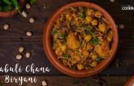 Kabuli Chana Biryani – Chana Biryani Recipe