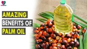 Amazing Benefits Of Palm Oil – Health Sutra – Best Health Tips