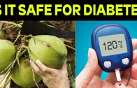 Diabetic Diet Foods List – Is Drinking Coconut Water Safe for Diabetics