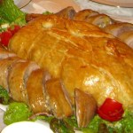 Thanksgiving Recipe: How to Remove the Bones then Stuff a Holiday Turkey