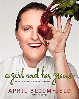 Review: 'A Girl and Her Greens' An Ode to Veggies | cookglobaleatlocal.com
