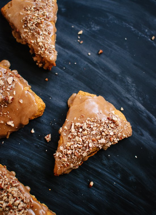 Best Healthy Pumpkin Recipes - scones