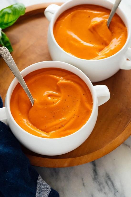 classic tomato soup recipe