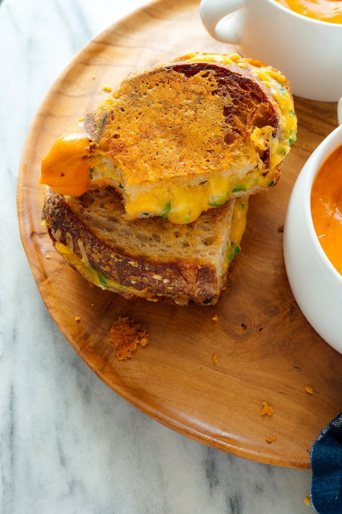 Favorite Grilled Cheese Sandwich Recipe - Cookie and Kate