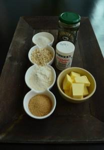 anzac ingredienten