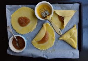 pine tart koekje uit Guyana