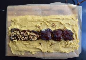 Rangeena koekje uit Qatar