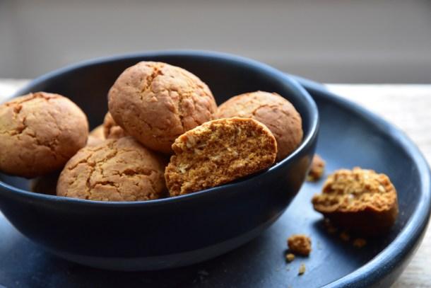 Queki cookie from Panama