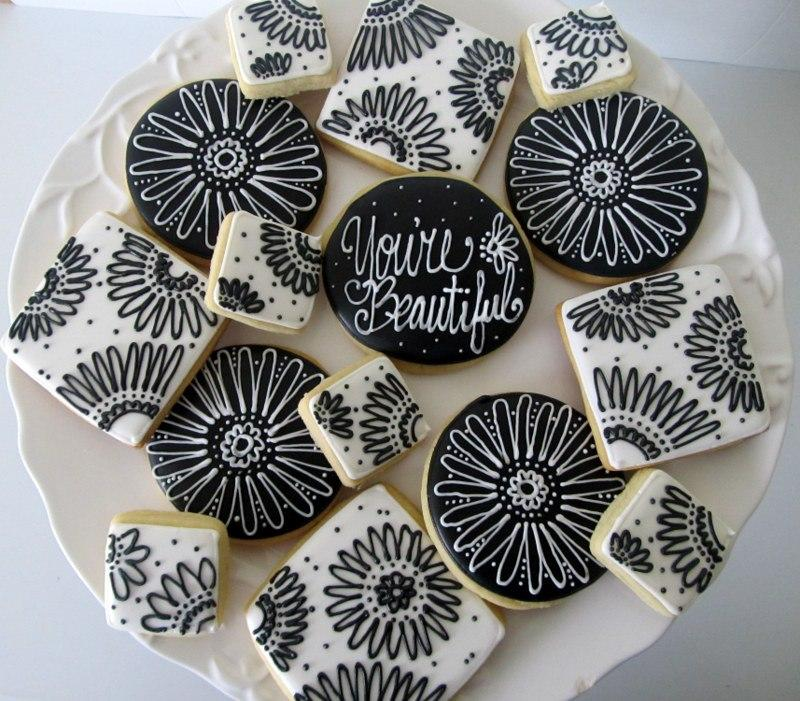 Black And White Cookies Cookie Connection