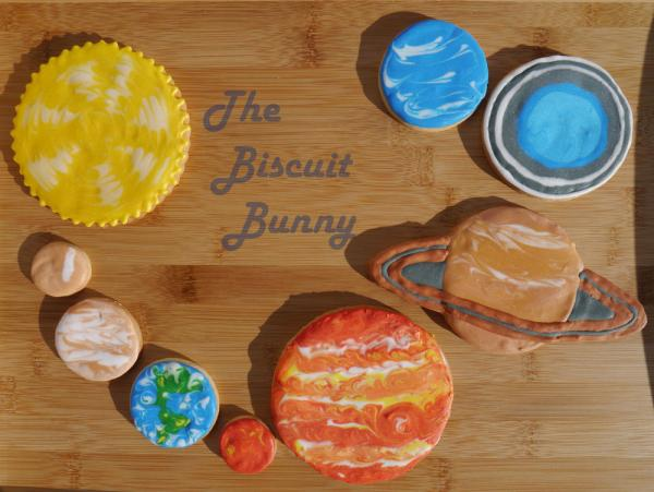 Solar System Cookie page 2 Pics about space