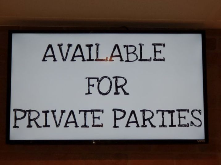 Available for private parties 800x600