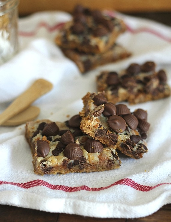 Blizzard Bars   Cookies and Cups
