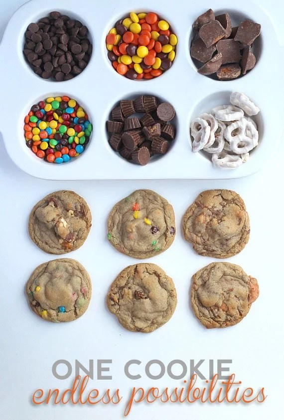 The perfect cookie recipe