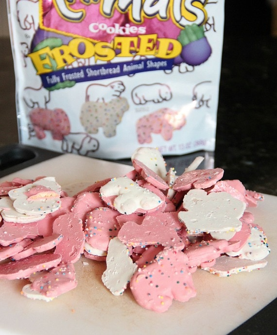 Circus Cookie Krispie Treats