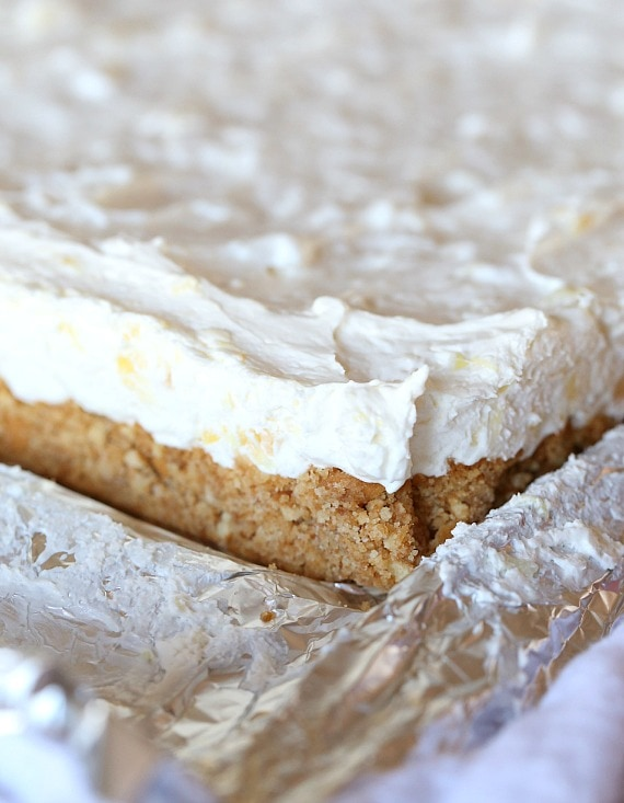 Creamy Potluck Cheesecake Dessert!