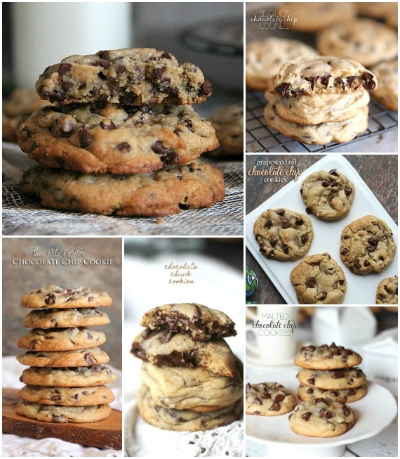 The Best Chocolate Chip Cookies Photo