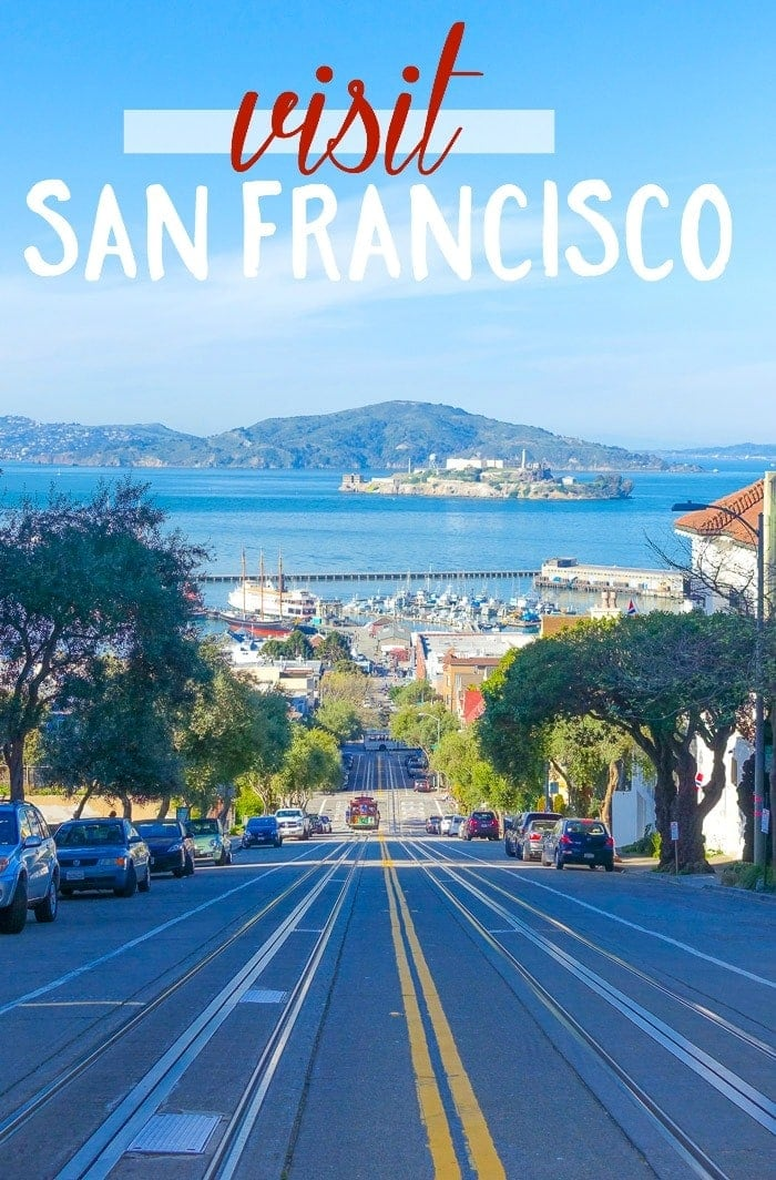 My Trip To San Francisco Cookies And Cups - San francisco vacations