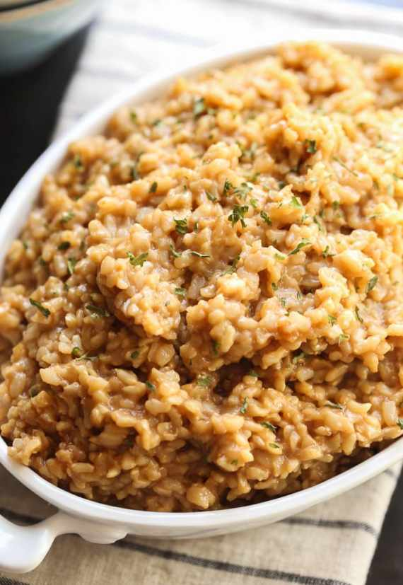 Pressure Cooker Butter RIce