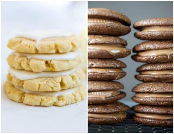 Cookie Recipes from The Cookies and Cups Cookbook